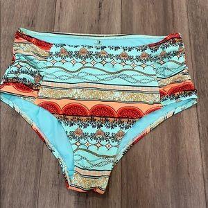 Tinibikini | high waist swim bottom